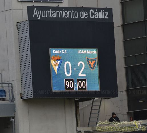 El Cádiz CF, el peor cuarto clasificado de Segunda B — Cadistas ...
