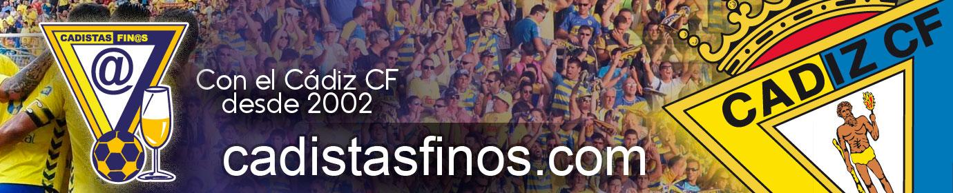 Cadistas Finos: Noticias Cadiz C.F.